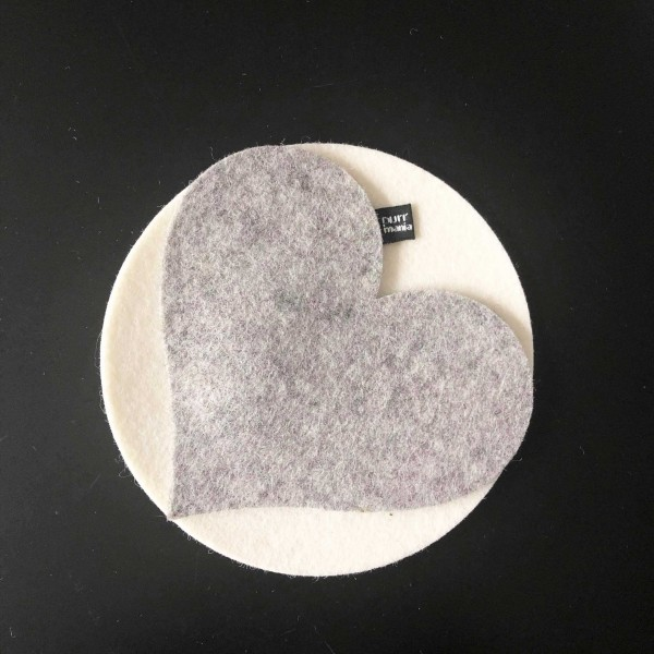 wooly love spot grey (Matatabi)