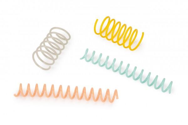 Kitten Spielzeug Spirale - 4 Stück