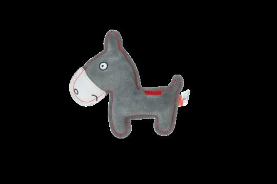 Doggy Doodles Donkey dunkelgrau