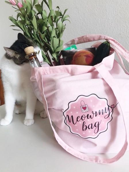 Meowmy Bag Rosa