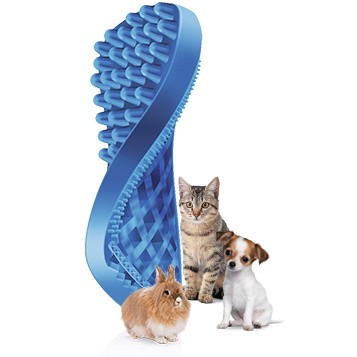 Fellpflegebürste Pet + Me