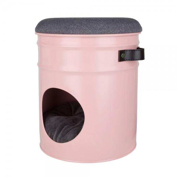 Bucket Mono Small Pink