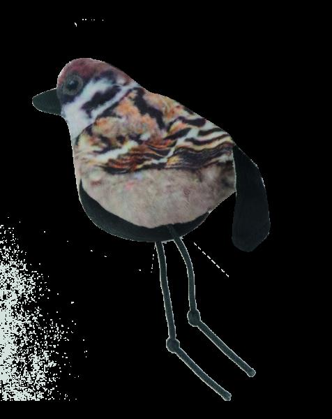 Wild Life Sparrow mit Catnip (Spatz)