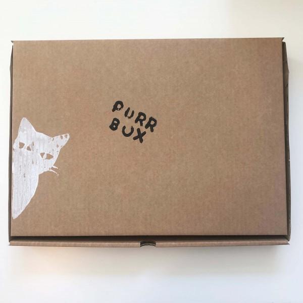 +++ AUSVERKAUFT +++ PURR BOX Limitierte Überraschungsbox mit 9 Spielzeugen