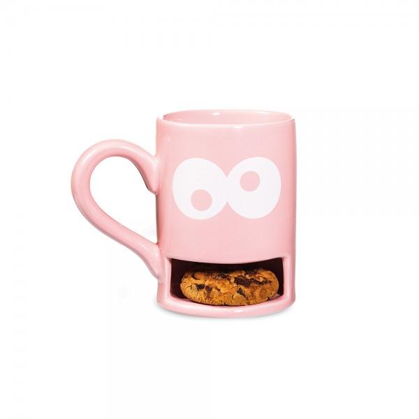 Mug Monster / Pink / Becher Keksmonster