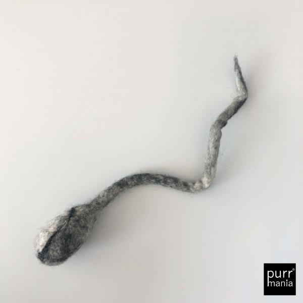 Filzschlange snake