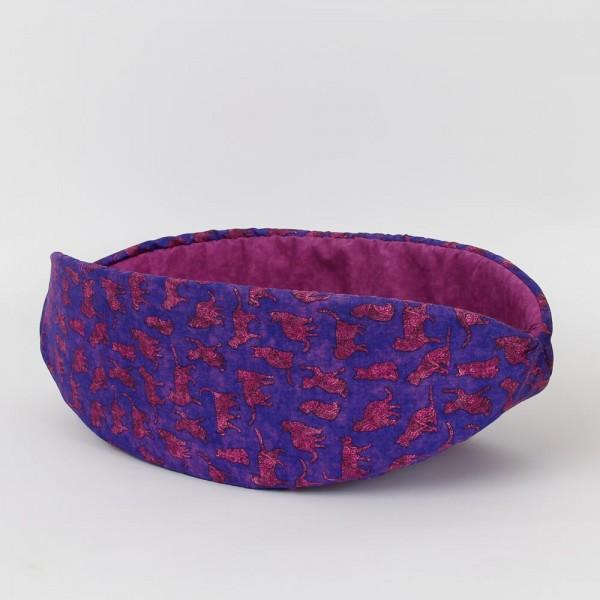 The Cat Canoe Purple Cat