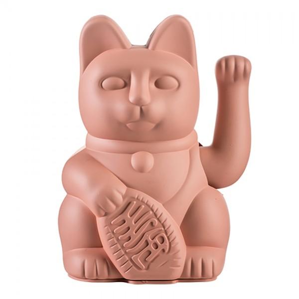 Lucky Cat - Winkekatze - pink