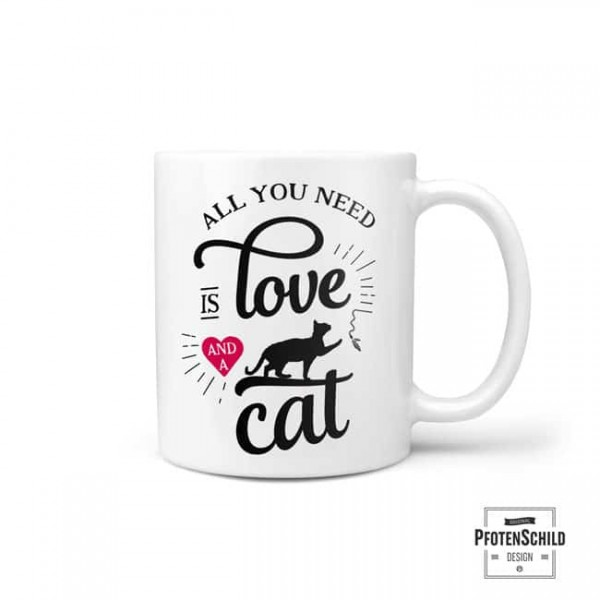 Becher: All you need is love and a cat